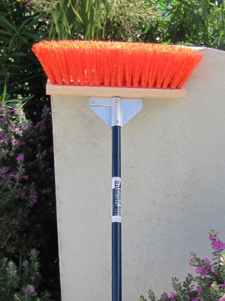 Midwest rake heavy duty broom groundworks bvi for Heavy duty garden rake